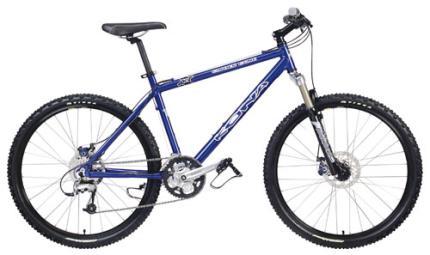Fjerne rust på cykel