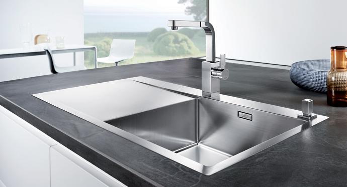 Frisk frugt Hvordan kan vasken monteres? | Hvordan kan vasken monteres? YO37