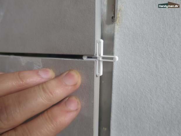 Alvorlig Opsætning af fliser på vægge | Opsætning af fliser i badeværelse DL73