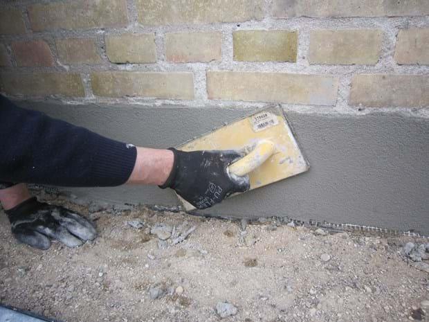 murer reparationer reparation af skorstenen