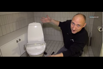 Udskift toilet