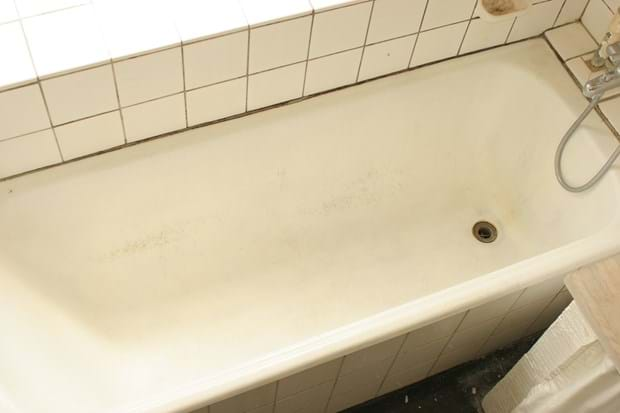 reparere emalje badekar Du kan selv skifte emaljen | Ny emalje på badekarret reparere emalje badekar
