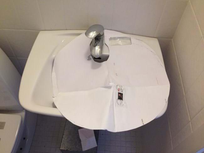 Udskiftning af håndvask   Handyman.dk