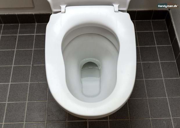 det virker afkalkning af toiletkumme