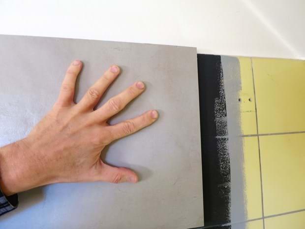 opsætning af fliser Opsætning af fliser ovenpå gamle fliser | Opsætning af fliser på  opsætning af fliser