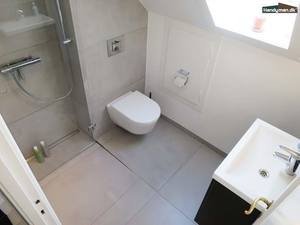 lille badeværelse Brusekabine der kan slås ind | Lille badeværelse.? Få 7 vigtige  lille badeværelse